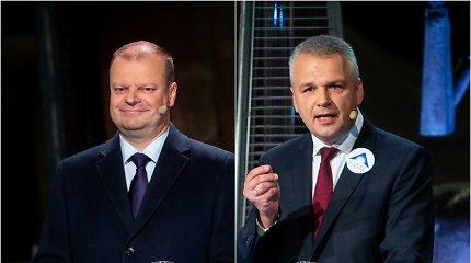 Dvi opozicinės Seimo frakcijos greitu metu rašysis susitarimą, socialdemokratai – už borto