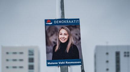 Grenlandija balsuos parlamento rinkimuose