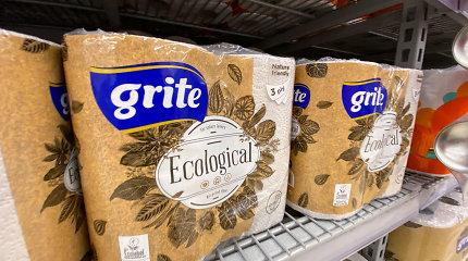 """Internautai """"Grigeo"""" gaminamai produkcijai skelbia karą, bet parduotuvėse to nejusti"""