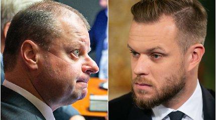 Antras Seimo rinkimų turas lemiamas? Taip atrodo ne visiems: debatų vengia ne tik S.Skvernelis, bet ir G.Landsbergis