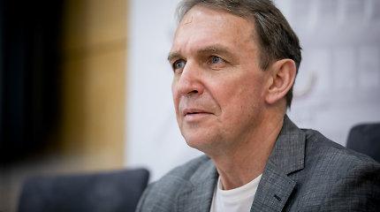 A.Juozaitis traukiasi iš Kartų solidarumo sąjungos-Santalkos Lietuvai pirmininko pareigų