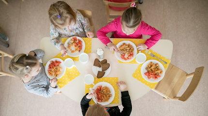 Rekomendacijos darželiams: prieš priimant vaikus teks įvertinti jų sveikatos būklę