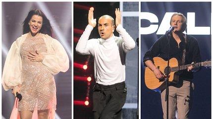 """Paaiškėjo paskutiniai """"Eurovizijos"""" atrankos pusfinalių dalyviai: į favoritų gretas įstojo """"The Roop"""""""