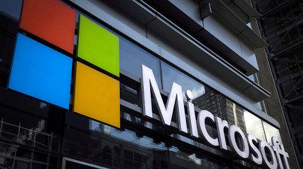 """""""Microsoft"""" pareiškė ketinanti ginčyti NSA sprendimą sudaryti sutartį su """"Amazon"""""""