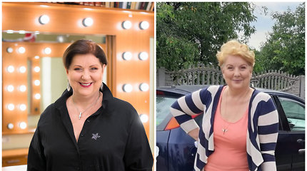 """Larisa Kalpokaitė tapo blondine: """"Galbūt iš šviesiaplaukių reikalaujama mažiau"""""""