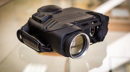 Sostinėje pavogta termovizorių ir naktinės matymo įrangos už 28 tūkst. eurų