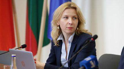 TS-LKD komunikacijai vadovaus V.Šmaižytė