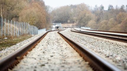 """""""LTG Infra"""" už vėlavimą """"Rail Baltica"""" projekte iš rangovių prisiteisė 0,5 mln. eurų"""
