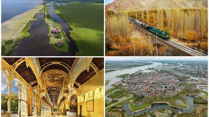 34 įspūdingos vietos, kurias UNESCO ką tik įtraukė į Pasaulio paveldo sąrašą