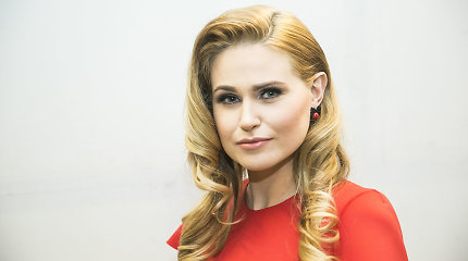 Latvijoje gyvenanti Ona Kolobovaitė pranešė netikėtą žinią: vasarą susilaukė pirmagimės