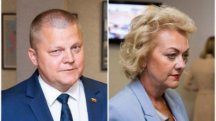 D.Gaižauskas prašys nuo I.Rozovos tyrimo nušalinti tris NSGK narius iš opozicijos