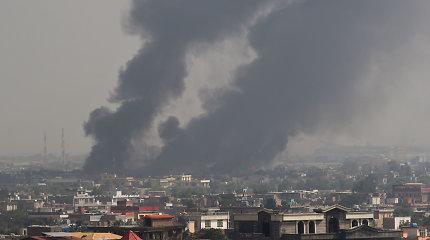 Kabule per Talibano išpuolį žuvo mažiausiai 10 žmonių