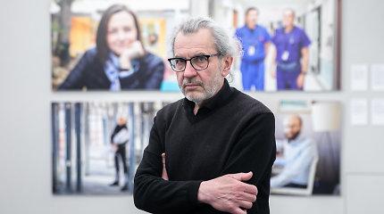 """Įvairias profesijas ir pomėgius fotografavęs A.Baltėnas: """"Žmogus yra daugiau nei tik jo darbas"""""""