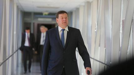 V.Bukauskas paliko Socialdemokratų darbo partijos frakciją Seime