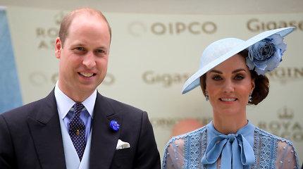 Islamabadas: Pakistane kitą savaitę lankysis Britanijos princas Williamas su žmona