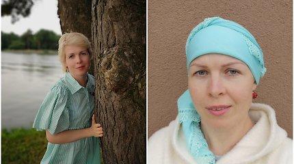 Vilma su krūties vėžiu kovoja 7 metus: paskutinė jos viltis atsimušė į pinigus