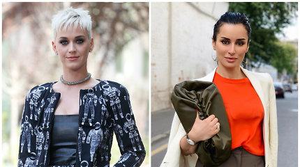 Katy Perry seksualinio priekabiavimo aukų ratas plečiasi: prakalbo rusų laidų vedėja Tina Kandelaki