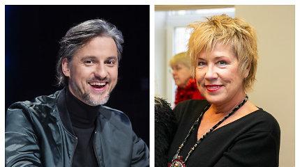 L.Rasutis ir V.Rumšas jaunesnysis kviečia visuomenę į virtualų labdaros renginį
