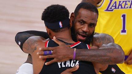 """Veteranų sambrūzdis Los Andžele: ar """"Lakers"""" nėra per seni kovoti dėl titulo?"""