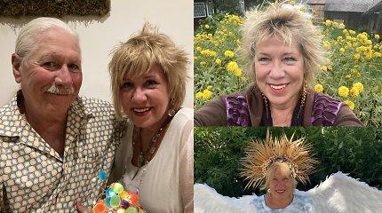 Kaubojų pamilusiai Lidijai Rasutis jaunatviškumo įkvėpė šviesaus atminimo mama