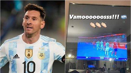 Lietuvoje vykstančiam čempionatui – L.Messi, Neymaro ir Ronaldinho dėmesys