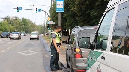 Per nepilną mėnesį Kauno apskrityje užfiksuota daugiau nei tūkstantis KET pažeidimų