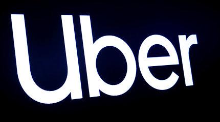 """""""Uber"""" pardavė maisto pristatymo verslą Indijoje vietos konkurentui"""