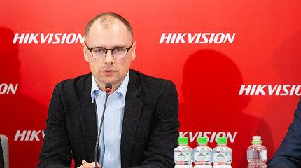 """""""Hikvision"""" atstovas: stebėjimo sistemų kibernetinės saugos trūkumai bus šalinami"""