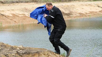 Panevėžio rajone staiga pradingęs latvis rastas nuskendęs tvenkinyje