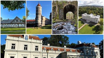 9 nemokami Lietuvon.lt maršrutai kiekvienam Lietuvos regionui