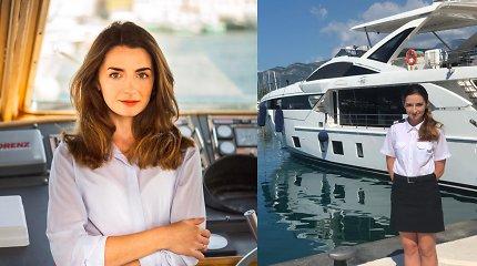 Jachtų stiuardese dirbusi lietuvė – apie seksualinį priekabiavimą ir keistus savininkų reikalavimus