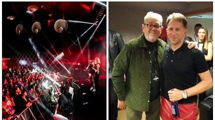 SEL koncerto Osle akimirkos: stebėjo ir ambasadorius, ir tituluotos gražuolės
