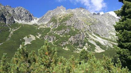 Pabėgti į kalnus trumpam: Aukštieji Tatrai – idealus variantas pradedantiesiems