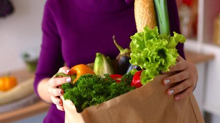 Maisto planavimas: nuo ko pradėti ir kaip sutaupyti? Pataria dietistė G.Žaromskytė