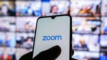 """Rusija perspėjo blokuosianti """"Zoom"""", jei jos agentūros neturės prieigos prie platformos"""