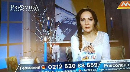 Apiplėšimas prie televizoriaus: iš patiklios lietuvės už laimės ritualus išviliojo 10 000 eurų