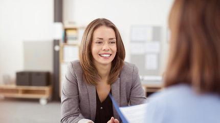 Geriausia galimybė versti naują profesinio gyvenimo puslapį – patikimos rekomendacijos