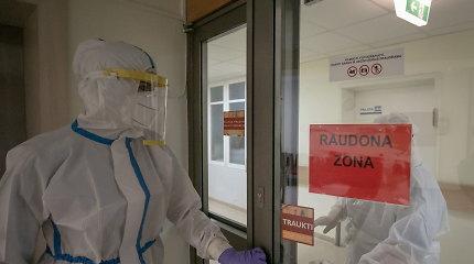 Vilniaus klinikinė ligoninė prašo pagalbos: COVID-19 pacientų daugėja, o kai kurių apsaugos priemonių pradeda trūkti