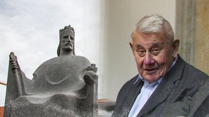 Kolegos prisimena profesorių Edvardą Gudavičių: drąsus ir didelio kalibro žmogus