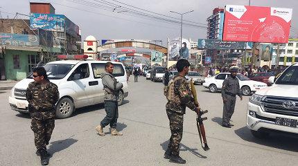 Sprogdinimo Kabule aukų padaugėjo iki 9, dar 18 žmonių sužeisti