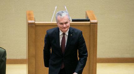 G.Nausėda: ekonomikai per ilgai leidome klostytis Laukinių Vakarų sąlygomis