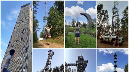 7 aukščiausi Lietuvos apžvalgos bokštai: visus aplankyti pakaks vienos dienos