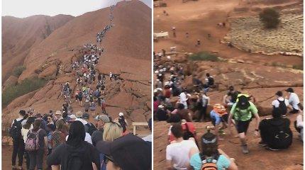 Uluru uola Australijoje
