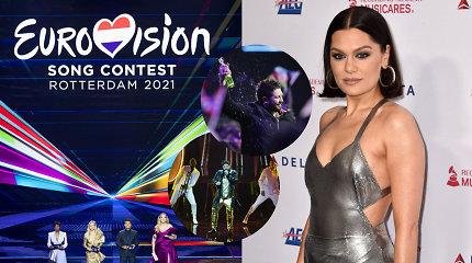 """Po Jungtinės Karalystės nesėkmės """"Eurovizijoje"""" – gelbėjimo ratas: kviečia Jessie J"""