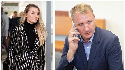 Monika ir Andrius Šedžiai – oficialiai nebe sutuoktiniai: paaiškėjo, su kuo gyvens jųdviejų sūnus