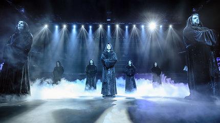 """""""Gregorian"""" grįžta į Lietuvą su viduramžio magijos prisodrintu šou """"Holy Chants"""""""