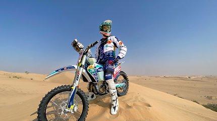 Lenktynininkas Arūnas Gelažninkas dalijasi patarimais, kaip išsirinkti motociklininko aprangą