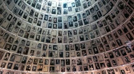 Holokausto memorialo Jeruzalėje vadovas: G.Nausėdos vizitas svarbus Lietuvos visuomenei