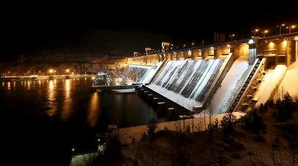 Rusijoje vis garsiau kalbama apie didžiųjų upių įkinkymą elektros gamybai