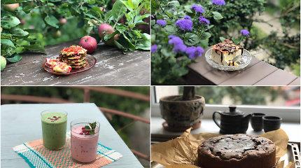 Kefyras gali daugiau: slaptas užkandžių ir pyragų ingredientas